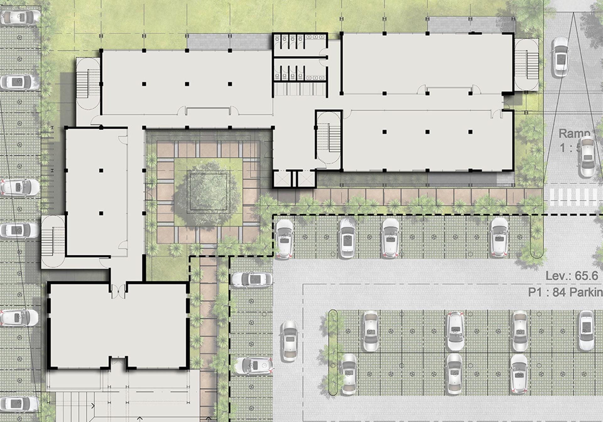 1st Floor - The Strand (Beau Plan)